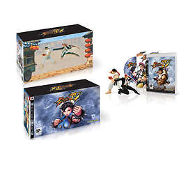 Street Fighter IV - Collector's Edition (PS3)