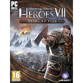 Might & Magic: Heroes VII: Trial by Fire (Expansion) (PC)