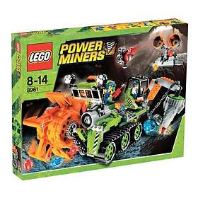 LEGO Power Miners 8961 Crystal Sweeper