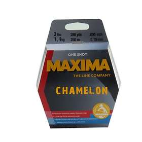 Maxima Chameleon One Shot 0.15mm 250m