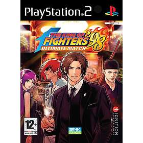 King Of Fighters 98 Ultimate Match (PS2)