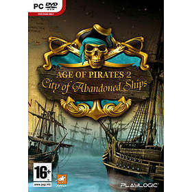 Age of Pirates 2: City Of Abandoned Ships (PC)