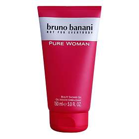 Bruno Banani Pure Woman Shower Gel 150ml