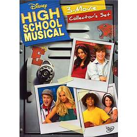 High School Musical - 3 Movie Collector's Set (3-Disc)