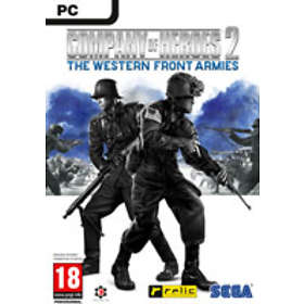 Company of Heroes 2: The Western Front Armies - US Forces (PC)