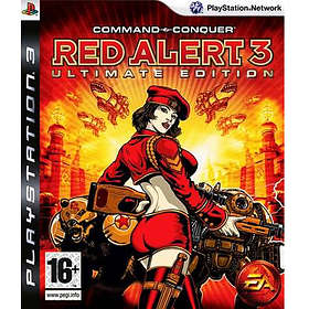 Command and Conquer: Red Alert 3: Ultimate Edition (PS3)
