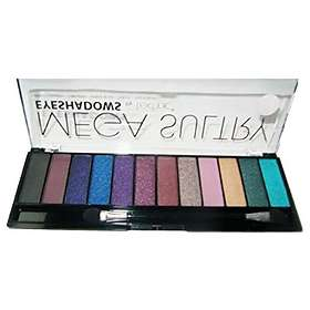Technic Mega Sultry Eyeshadow Palette