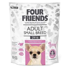 Four Friends Dog Adult Small Breed 1kg