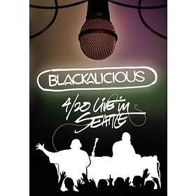 Blackalicious - 4: 20 Live in Seattle