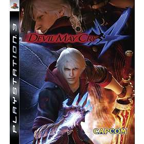 Devil May Cry 4 (JPN) (PS3)