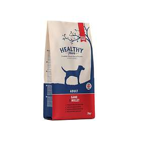 Healthy Paws Game & Millet Complete 12kg