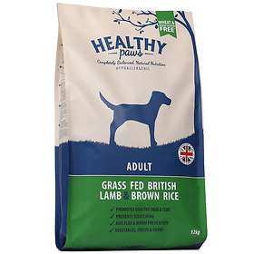 Healthy Paws Lamb & Brown Rice Adult 12kg