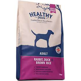 Healthy Paws Rabbit & Brown Rice Adult 12kg