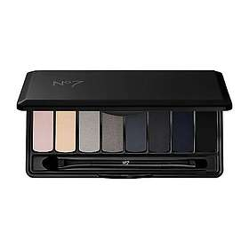 Boots No7 Smokey Stay Perfect Eyeshadow Palette