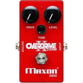 Maxon OD-808X Extreme Distortion