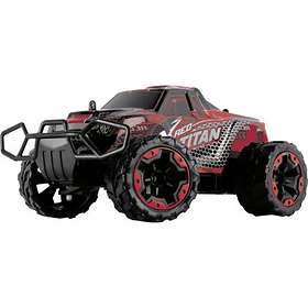 Dickie Toys Red Titan RTR