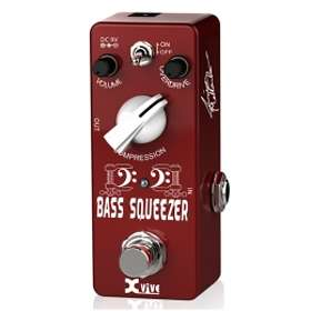 Xvive Audio B1 Squeezer/Compressor/Overdrive Bass