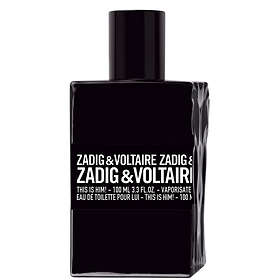Zadig And Voltaire This Is Him! edt 50ml