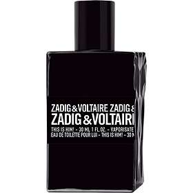 Zadig And Voltaire This Is Him! edt 30ml