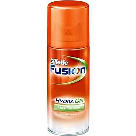Gillette Fusion Sensitive Skin Hydra Shaving Gel 75ml