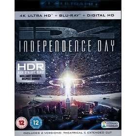 Independence Day - 20th Anniversary (UHD+BD)