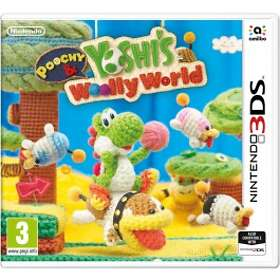 Poochy & Yoshi's Woolly World (3DS)