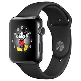 Apple Watch Series 2 38mm Stainless Steel with Sport Band