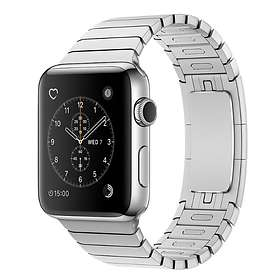 Apple Watch Series 2 38mm Stainless Steel with Link Bracelet