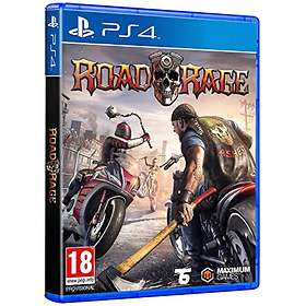 Road Rage (PS4)