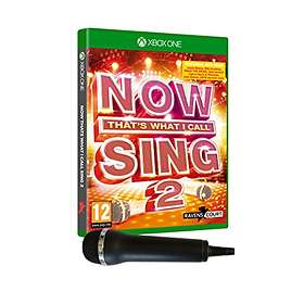 Now That's What I Call Sing 2 (incl. Microphone) (Xbox One)