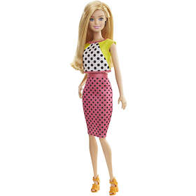 Barbie Fashionistas 13 Dolled Up in Dots Doll DGY62