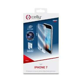 Celly Glass Protector for iPhone 7/8
