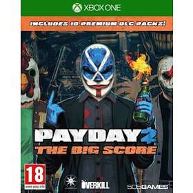 Payday 2 - The Big Score (Xbox One)