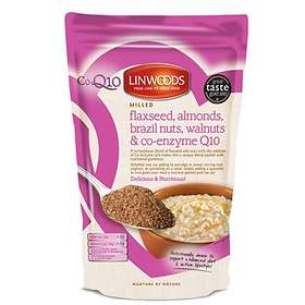 Linwoods Milled Flaxseed Nuts & CoQ10 360g