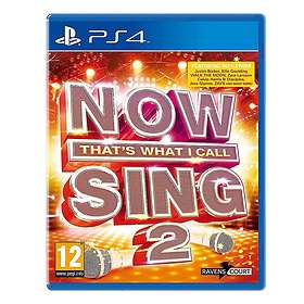 Now That's What I Call Sing 2 (PS4)