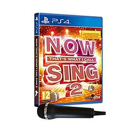 Now That's What I Call Sing 2 (incl. Microphone) (PS4)