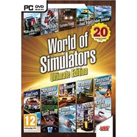 World of Simulators - Ultimate Edition (PC)