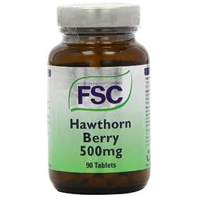 FSC Hawthorn Berry 500mg 90 Tablets