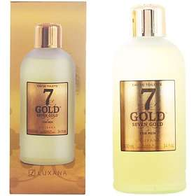Luxana Seven Gold edt 1000ml