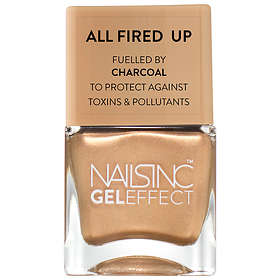 Nails Inc All Fired Up Gel Effect Nail Polish 14ml