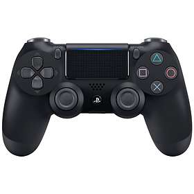 Sony DualShock 4 V2 - Jet Black (PS4) (Original)