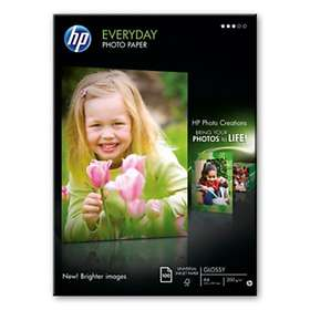 HP Everyday Semi-gloss Photo Paper 170g A4 100st