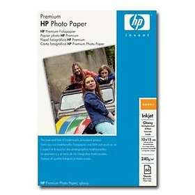 HP Premium Glossy Photo Paper 240g A4 50st