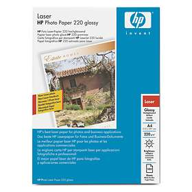 HP Photo Laser Paper 220 Glossy 220g A4 100st