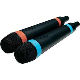 Sony SingStar 2 Wireless Microphones (PS2/PS3)