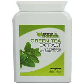 Better Bodies Green Tea Extract 90 Capsules