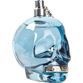 Police To Be Camouflage Blue For Men edt 125ml