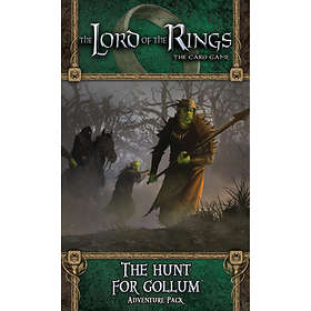 The Lord of the Rings: Card Game - The Hunt For Gollum (exp.)