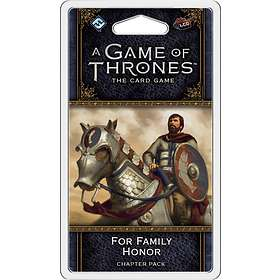 A Game of Thrones: Card Game (2nd Edition) - For Family Honor (exp.)