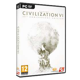 Sid Meier's Civilization VI - 25th Anniversary Edition (PC)
